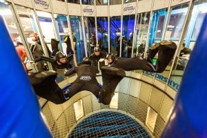 2911 Indoor Skydive ISR-230